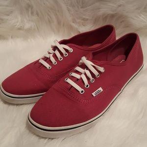 Like new unisex Vans Sneakers
